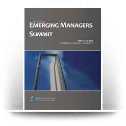 Opal Financial's Emerging Managers Summit and Awards Luncheon