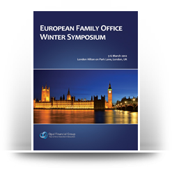 European Family Office Winter Symposium