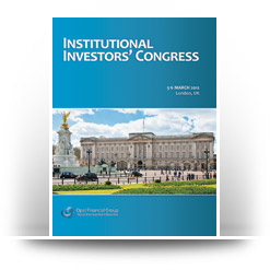 Institutional Investors' Congress