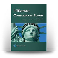 Investment Consultants Forum
