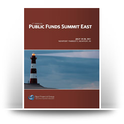 "Opal Financial's Public Funds Summit East, ""Navigate the Future"""