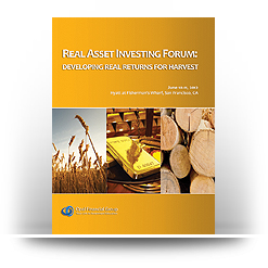 Opal Financial's Real Asset Investing Forum