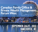Canadian Family Office & Private Wealth Form West