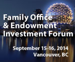 Family Office & Endowment Forum