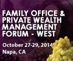 Family Office & Private Wealth Management Forum - West